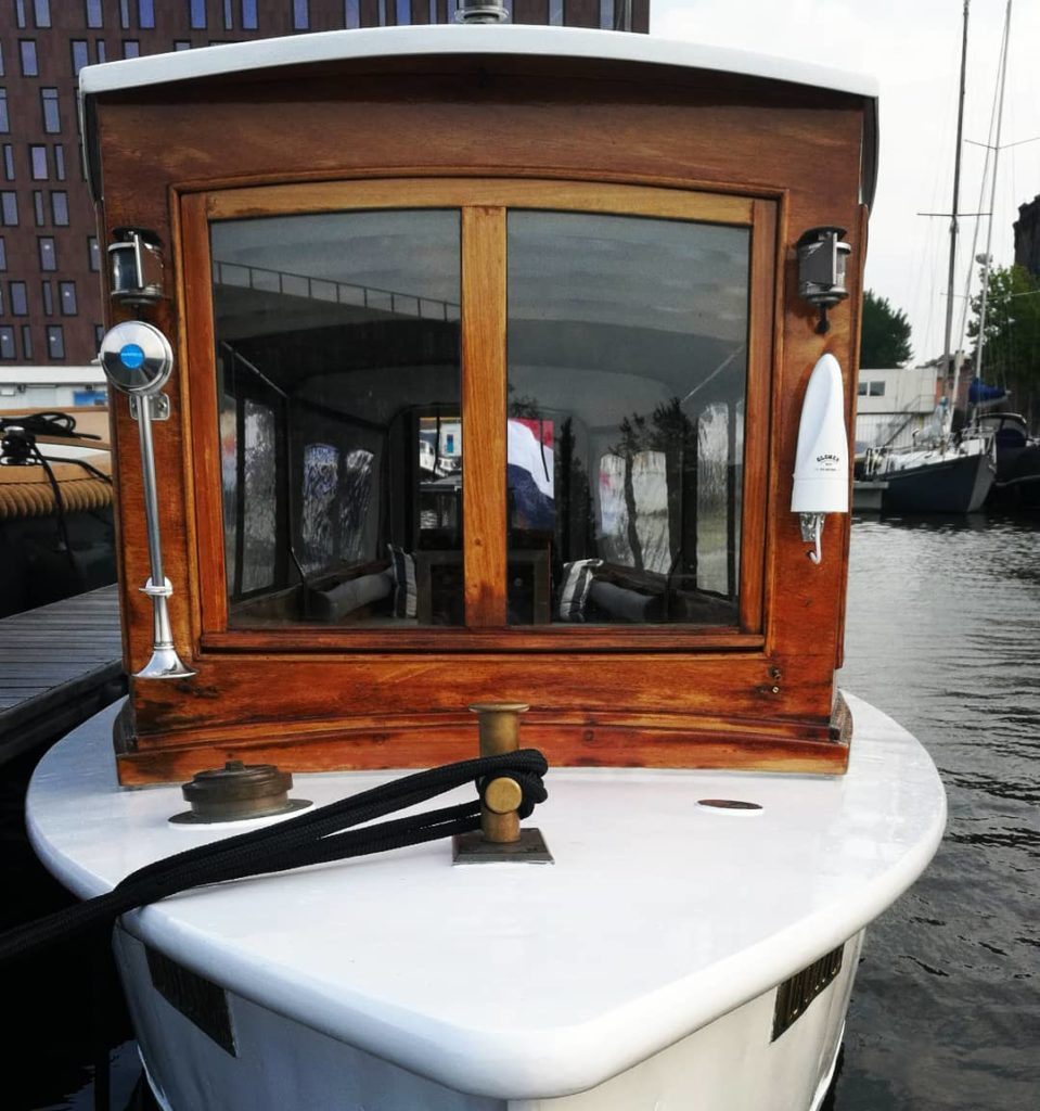 Private Boat Hire in Amsterdam