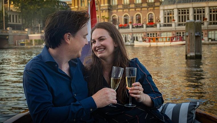 champagne cruise amsterdam